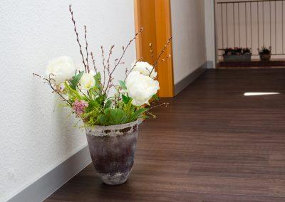 Das Gästehaus Scheuermann ist liebevoll gestaltet