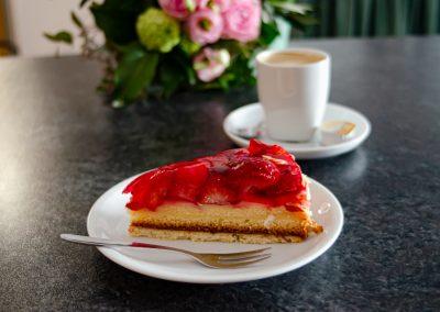 Kaffe und Kuchen in Walldorf