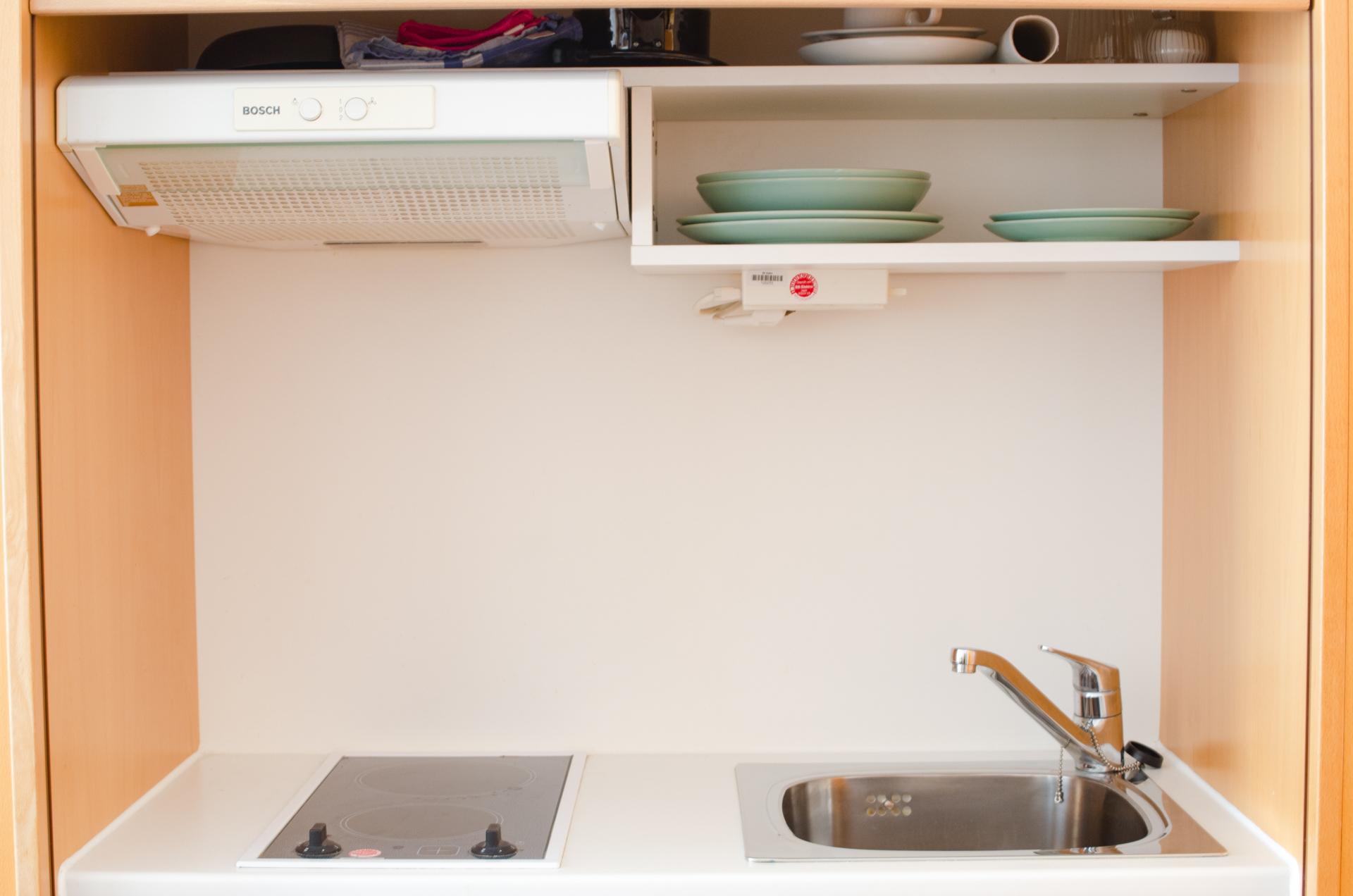 Das Gästehaus Scheuermann bietet Ihnen Zimmer mit Küche an.